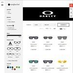 50% off Selected Oakley Sunglasses @ Sunglass Hut E.g. Gascan $69.98