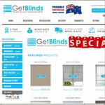 Get Further $10 off from Our Blinds Specials @ GetBlinds.com.au
