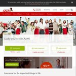 AmEx Offers: Spend $400 Get $120 Back on Home Insurance @ AAMI (Online)