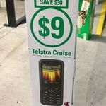 Telstra ZTE Cruise $9 (Inc. $10 Credit) @ BP