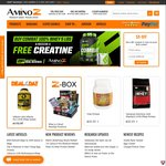 20% Store Wide at Amino Z