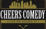 Cheers Comedy - $10/Ticket (50% off) + $1.49 Fee - Wednesday June 7th [Sydney]