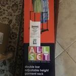 Double Bar Garment Rack @ Bunnings (Store Specific ??) $4.99