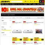 10% off Apple Computers (includes new 2017 models) @ JB Hi-Fi