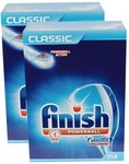 Finish Classic Powerball 228 Pack - $25 Per Pack + $10 Delivery or at Big Buys Stores  (From 11 cents each) @ Harvey Norman