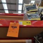 Craftright Folding Bench n' Vice $19.89 @ Bunnings