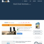 Free Hard Disk Sentinel 5.01 License (Value A $24.99) @ Sharewareonsale