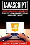 "[eBooks] ""Javascript Programming for Beginners"" & ""Onenote User Guide"" $0 @ Amazon"