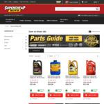 Supercheap Auto - Penrite Full Synthetic Engine Oil 6L 5W-30 $37.69