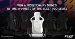 Win 1 of 5 EPIC Series Gaming Chairs Worth $799 from noblechairs