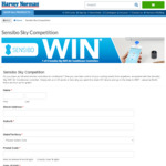 Win 1 of 4 Sensibo Sky Wi-Fi Air Conditioner Controllers Worth $149 from Harvey Norman