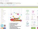 Wall Sticker Company, Place an Order and Recieve $20 Gift Voucher
