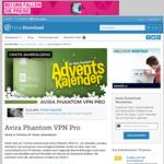 Avira Phantom VPN Pro 1 Year Licence FREE $0