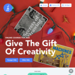50% off Jam.com Courses for Kids