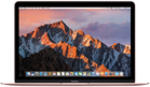 Apple 12inch MacBook (Intel Core M 1.1GHz, 256GB, Rose Gold) Reduced to Clear - $1400 (Was $1900) @ MYER