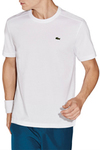 LACOSTE Basic Sport Tee White $17.97 + Delivery (Was $69.95) @ Myer