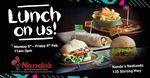 [WA] Free Lunch @ Nando's Nedlands