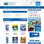 Gillette - 50% off @ MyChemist (+ Free Delivery)