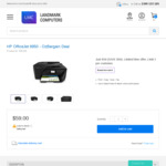 HP OfficeJet 6950 All in One Wireless Printer - $59 Cash + Delivery (Pickup Vic) @ Landmark Computers