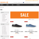 40% off Selected Styles (Trail Glove 4 or Vapor Glove 3 $131.97) + Free Delivery over $100 @ Merrell
