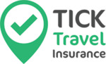 15% off Insurance Policy from Tick Travel Insurance