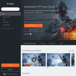 [PC] $0 Battlefield 4™ Final Stand | Battlefield™ 1 in The Name of The Tsar @ Origin