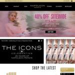 Napoleon Perdis Cosmetics - 40% off Site Wide Plus 8.4% Cashback Cashrewards