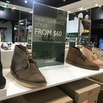 [VIC] Iconic Clark Desert Boots $59 (Usually $189) @ Clarks, DFO South Wharf