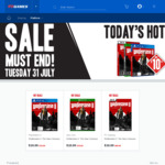 [PC/PS4/XB1] Wolfenstein II $10 C&C or Delivered @ EB Games