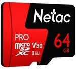 Netac 64GB Pro Micro SDXC TF Memory Card US $12.99 (~AU $18) + Free Shipping @ Tomtop