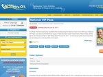 Unlimited Entry to 3 x Gold Coast Theme Parks until June 30 2011 - $100