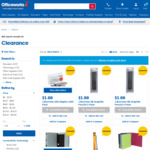 Selected iPhone, Samsung & Motorola Phone Cases for $1 @ Officeworks (In-Store)