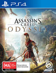 [PS4] Assassin's Creed Odyssey $61.20 Delivered @ The Gamesmen eBay
