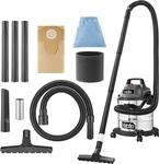 Ozito 1250W 12L Stainless Wet and Dry Vacuum $29.89 (was $49.98) @ Bunnings