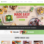 5 Meals $29.85 Delivered ($5.97ea) @ Youfoodz (New Customers & Some Existing Customers)