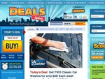 Get two car washes for only $39, normally $80 at Classic Car Wash in Alexandria(NSW)
