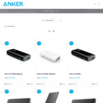 50% off Selected ANKER Power-Banks, USB Cables, Car Chargers & USB Data Hubs @ My Anker