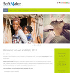 Free - Download FreeOffice 2018 and €0.10 Will Be Donated to Charity @ Softmaker