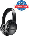 Bose QuietComfort 35 II $348 Delivered @ VideoPro eBay