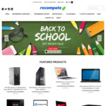 Recompute - 5% off All Laptops and Desktops + First 10 Customers Get Free Logitech Wireless Keyboard and Mouse