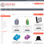 $5 & $10 Camera Accessory Sale + $5 Shipping @ Excess Camera Gear