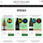 Shaw Family Vintners Currency Creek Estate Sparkling Pinot Noir Chardonnay 2018 ($150/Dozen) @ Skye Cellars