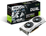 Asus DUAL-GTX1060-O6G Nvidia GeForce GTX 1060 OC 6GB (Open Box) $188 Delivered @ FTC Computers