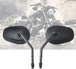 Rear View Mirrors for Motorbike - Fits Harley Sportster XL 883 1200 Dyna Road King V-Rod - $46.80 Free Delivery@ kemimoto-h eBay