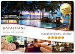 Save 76%. Eight Nights Accommodation at Katathani Phuket Beach Resort for Only $799. (National)
