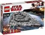 LEGO 75190 Star Wars First Order Destroyer $129 Delivered @ Amazon.com.au (RRP $229.99)