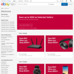 eBay EOFY Sale: Save up to $200 (Max 20% off) at Selected Sellers (Sydney Mobiles, Sydneytec, Tech Mall, Futu, Lenovo etc)