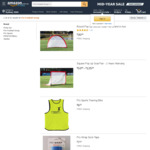 Soccer & Football Equipment 15% off Storewide on Profootball @ Amazon AU