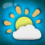 Free Weather Doodle App. for iPhone/iPad/iPod Touch