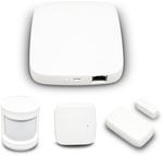 Zigbee Home IoT Kit (Hub, PIR Sensor, Door Opening Sensor, Temp/Humidity Sensor, Tuya App) $119.6 AU Shipped @ Zemismart